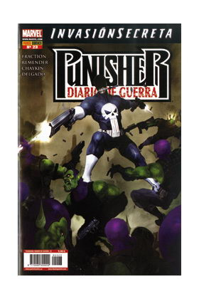 PUNISHER DIARIO DE GUERRA VOL. 2 23 (COMIC)