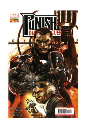 PUNISHER DIARIO DE GUERRA VOL. 2 24 (COMIC)