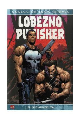 LOBEZNO / PUNISHER 01 : EL SANTUARIO DEL MAL