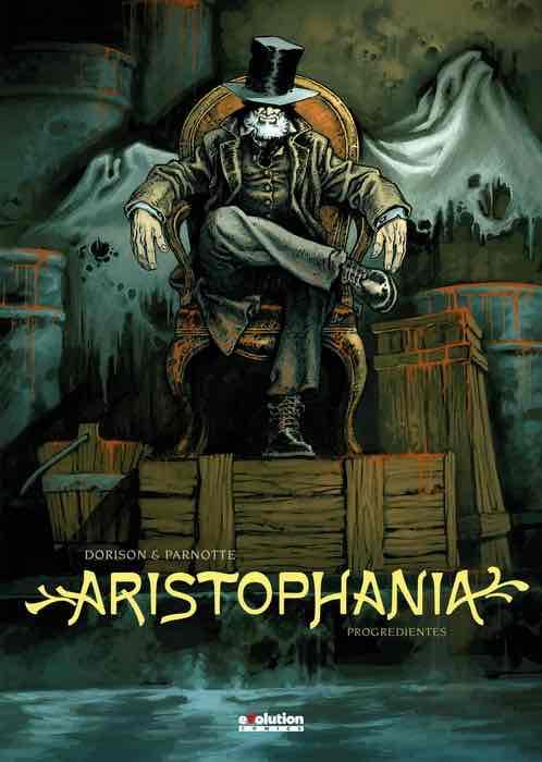 ARISTOPHANIA 02. PROGREDIENTES