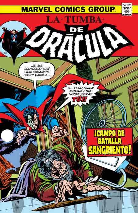 BIBLIOTECA DRACULA. LA TUMBA DE DRACULA 05 ¡CAMPO DE BATALLA SANGRIENTO!