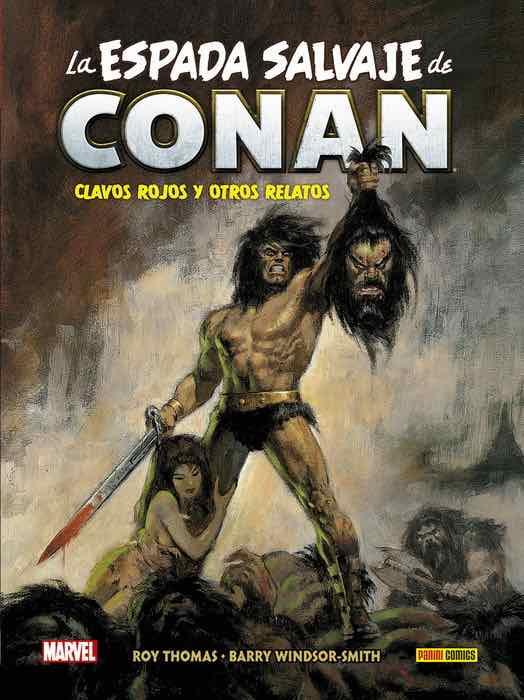 BIBLIOTECA CONAN. LA ESPADA SALVAJE DE CONAN 01