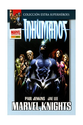 INHUMANOS: MARVEL KNIGHTS