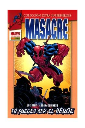 MASACRE 01: TU PUEDES SER EL HEROE