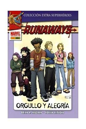 RUNAWAYS 01: ORGULLO Y ALEGRIA