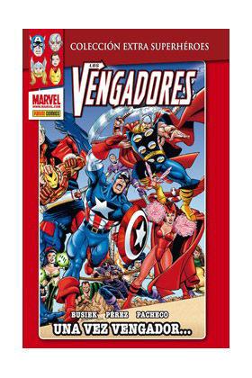 LOS VENGADORES 01. UNA VEZ VENGADOR...