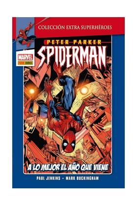PETER PARKER SPIDERMAN 02. A LO MEJOR EL AÑO QUE VIENE