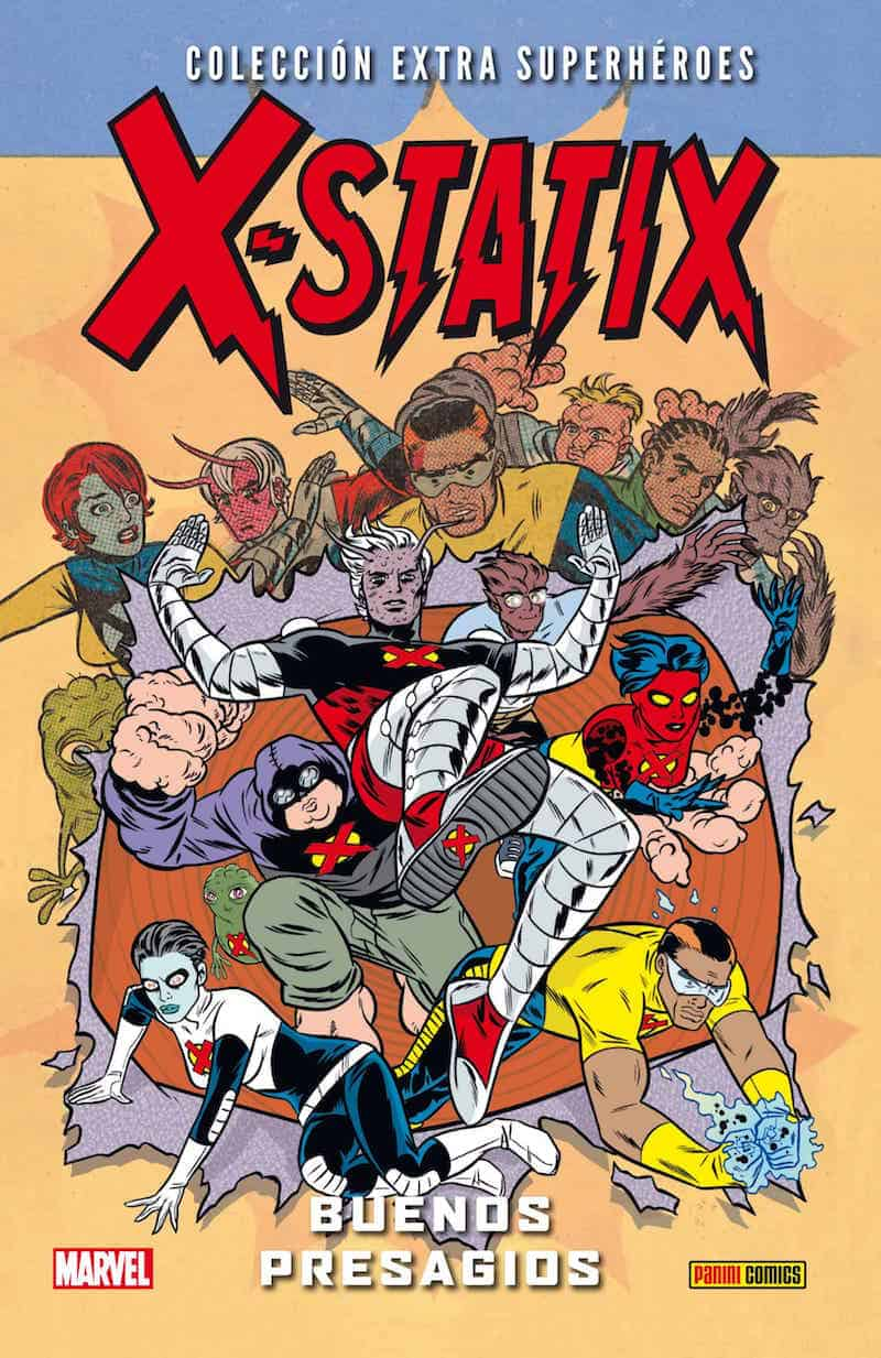 X-STATIX 01. BUENOS PRESAGIOS
