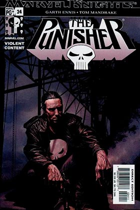 MARVEL KNIGHTS. PUNISHER: LA CONJURA DE LOS NECIOS