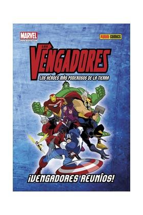 LOS VENGADORES.¡VENGADORES, REUNIOS!