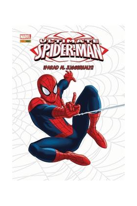 ULTIMATE SPIDER-MAN: ¡PARAD AL JUGGERNAUT!