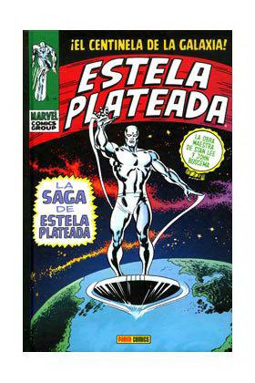 ESTELA PLATEADA DE STAN LEE Y JOHN BUSCEMA  (MARVEL GOLD)