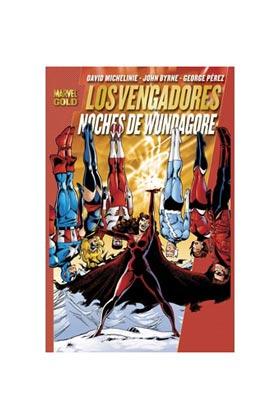LOS VENGADORES: NOCHES DE WUNDAGORE  (MARVEL GOLD)