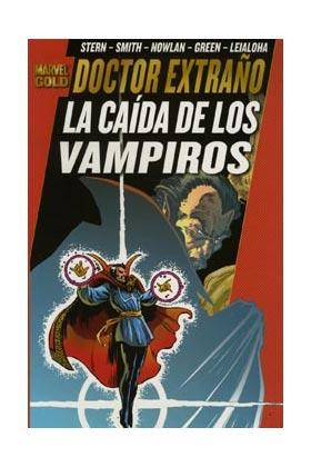 DOCTOR EXTRAÑO: LA CAIDA DE LOS VAMPIROS (MARVEL GOLD)