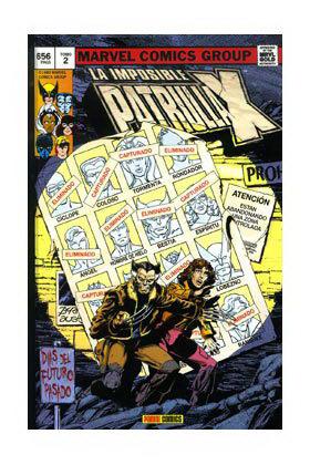 LA IMPOSIBLE PATRULLA-X 02: DIAS DEL FUTURO PASADO  (MARVEL GOLD)