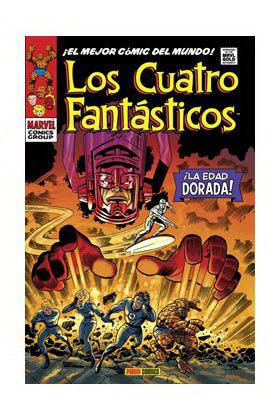 LOS 4 FANTASTICOS: LA EDAD DORADA  (MARVEL GOLD)