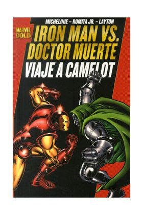 IRON MAN VS DOCTOR MUERTE: VIAJE A CAMELOT (MARVEL GOLD)
