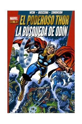 THOR: LA BUSQUEDA DE ODIN (MARVEL GOLD)