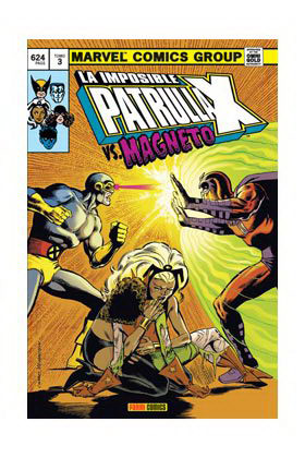 LA IMPOSIBLE PATRULLA-X 03, VS MAGNETO (MARVEL GOLD)