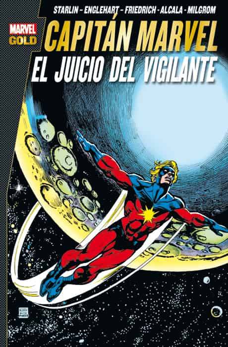 CAPITAN MARVEL: EL JUICIO DEL VIGILANTE  (MARVEL GOLD)
