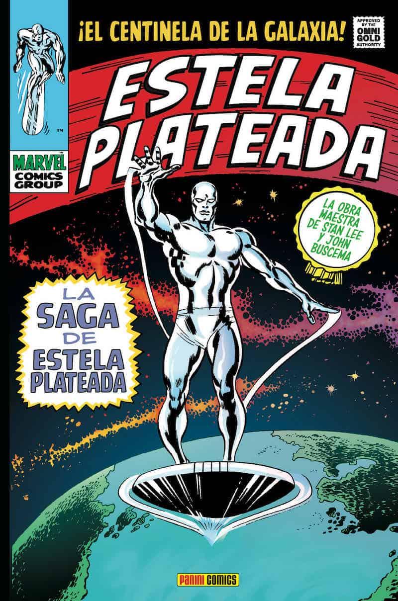 ESTELA PLATEADA DE STAN LEE Y JOHN BUSCEMA (EDICION AMPLIADA Y REMASTERIZADA (MARVEL GOLD)