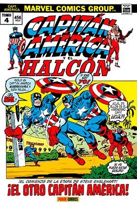 CAPITAN AMERICA Y EL HALCON 04.¡EL OTRO CAPITAN AMERICA! (MARVEL GOLD)