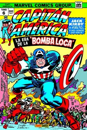 CAPITAN AMERICA Y EL HALCON 06. LA ERA DE LA BOMBA LOCA (MARVEL GOLD)