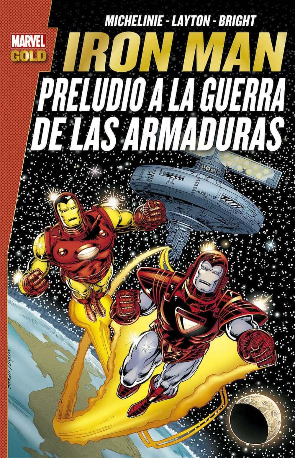IRON MAN: PRELUDIO A LA GUERRA DE LAS ARMADURAS