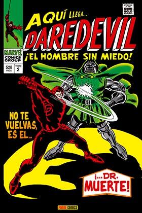 DAREDEVIL 02. ¡LA PRISION VIVIENTE! (MARVEL GOLD)