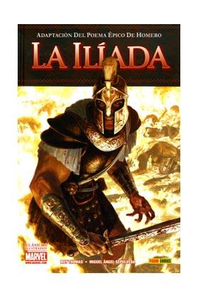 LA ILIADA (CLASICOS ILUSTRADOS MARVEL)