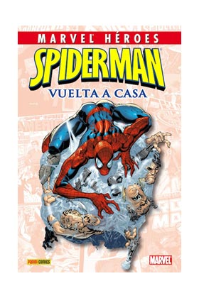 CMH 01: SPIDERMAN: VUELTA A CASA