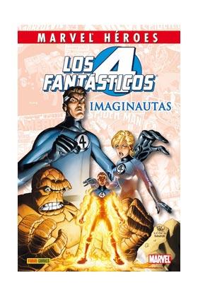CMH 02: LOS 4 FANTASTICOS: IMAGINAUTAS