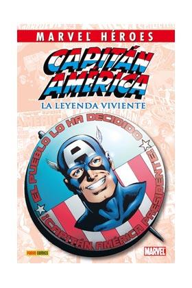 CMH 03: CAPITAN AMERICA: LA LEYENDA VIVIENTE