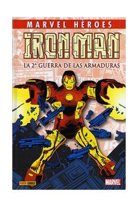 CMH 05: IRON MAN: LA 2ª GUERRA DE LAS ARMADURAS