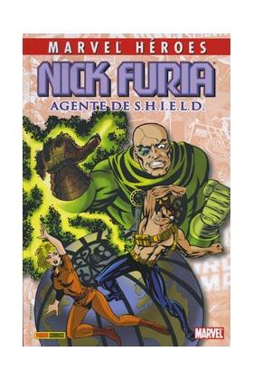 CMH 10: NICK FURIA: AGENTE DE SHIELD