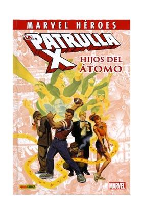 CMH 15: LA PATRULLA-X: HIJOS DEL ATOMO