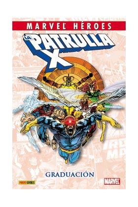 CMH 21: LA PATRULLA-X: GRADUACION