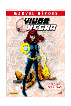 CMH 22: VIUDA NEGRA: RED DE INTRIGAS