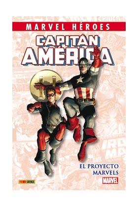 CMH 25: CAPITAN AMERICA: EL PROYECTO MARVELS