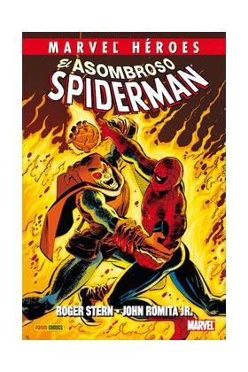 CMH 44: SPIDERMAN DE ROGER STERN Y JOHN ROMITA JR.