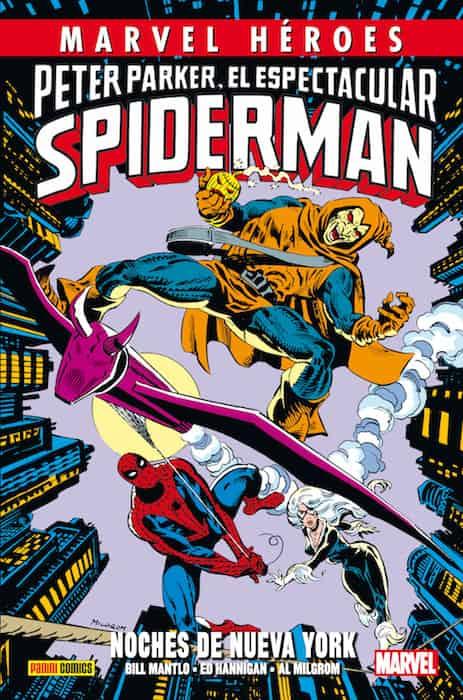 CMH 52: PETER PARKER, EL ESPECTACULAR SPIDERMAN: NOCHES DE NUEVA YORK