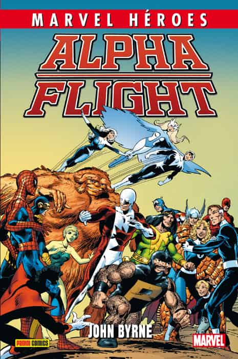 CMH 56: ALPHA FLIGHT (JOHN BYRNE)
