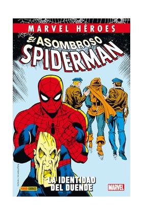CMH 58: EL ASOMBROSO SPIDERMAN. LA IDENTIDAD DEL DUENDE