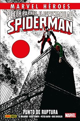 CMH 74:  PETER PARKER, EL ESPECTACULAR SPIDERMAN: PUNTO DE RUPTURA