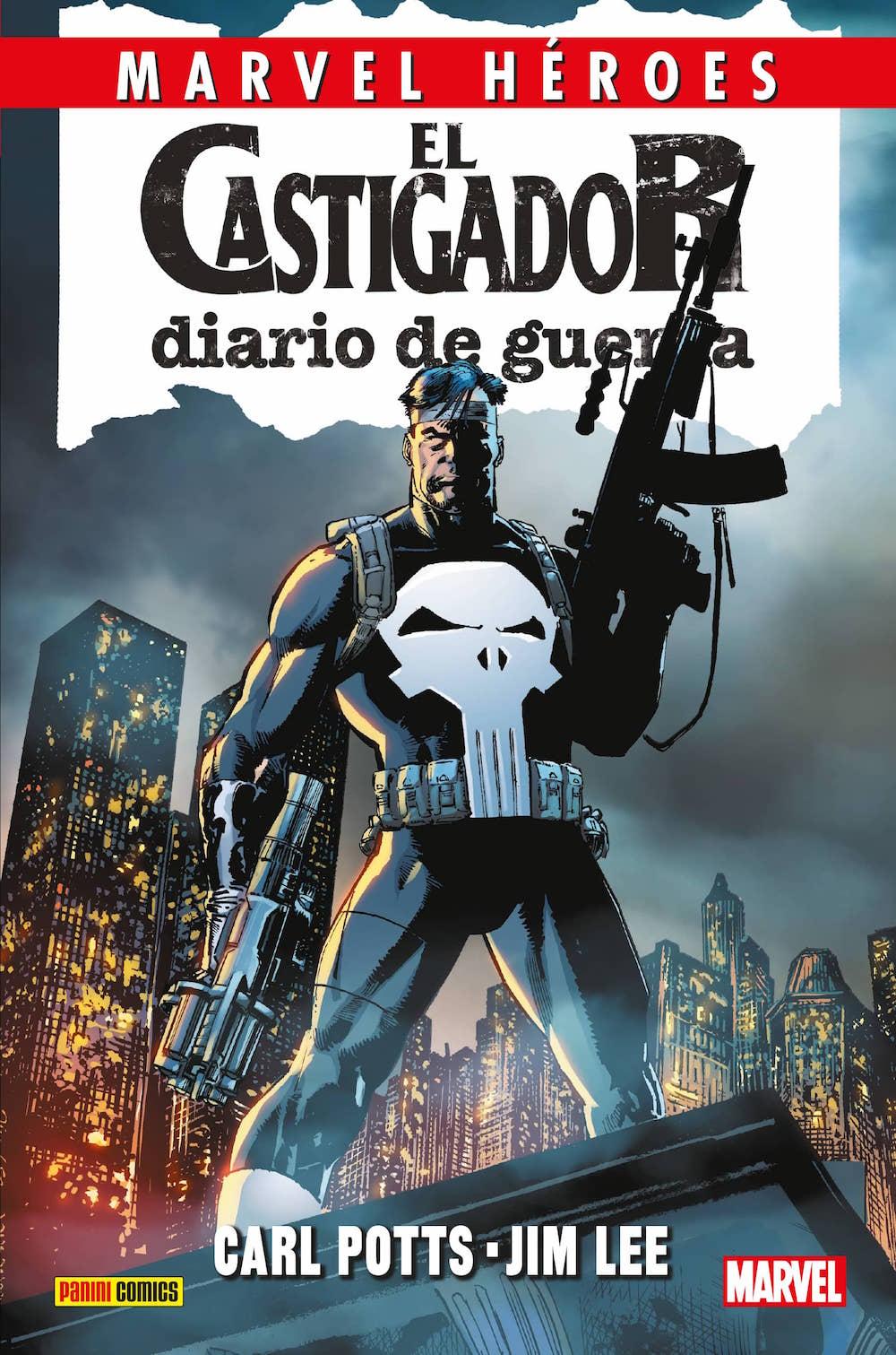 CMH 81: EL CASTIGADOR. DIARIO DE GUERRA