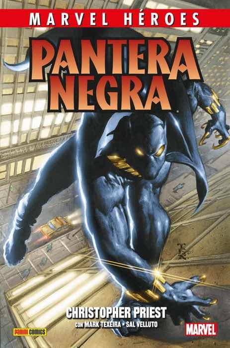 CMH 85: PANTERA NEGRA CHRISTOPHER PRIEST 1