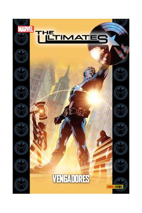 ULTIMATE 01 VENGADORES (COLECCIONABLE ULTIMATE 4)