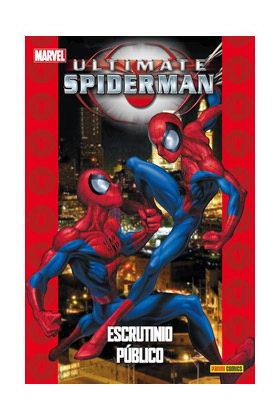 ULTIMATE SPIDERMAN 7: ESCRUTINIO PUBLICO (COLECCIONABLE ULTIMATE 14)