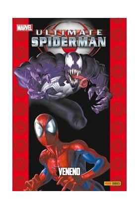 ULTIMATE SPIDERMAN 8: VENENO (COLECCIONABLE ULTIMATE 16)