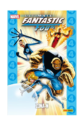 ULTIMATE FANTASTIC FOUR 03: ZONA-N (COLECCIONABLE ULTIMATE 21)
